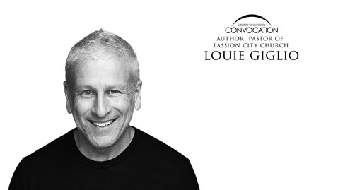 Thumbnail for entry Louie Giglio - I am No Longer A Slave to Fear