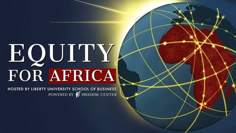 Thumbnail for entry *Equity for Africa   April 14, 8:00AM EST