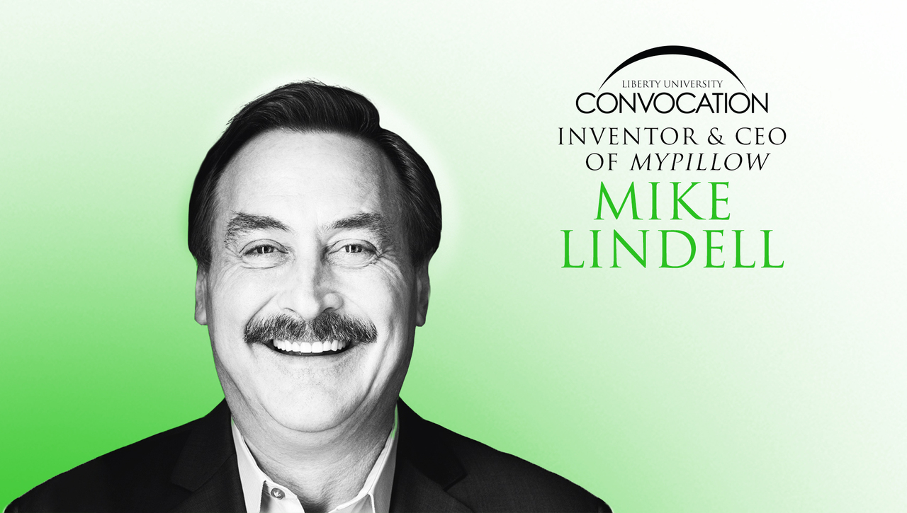 Mike Lindell - My Pillow