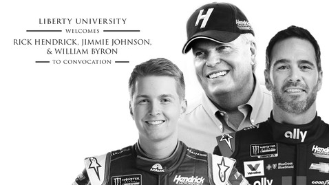 Thumbnail for entry Rick Hendrick, Jimmie Johnson, William Byron - Talking NASCAR