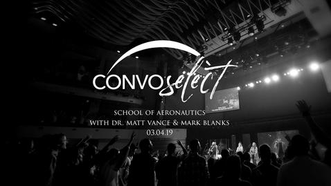 Thumbnail for entry Dr. Matt Vance & Mark Blanks - Autonomous Flight