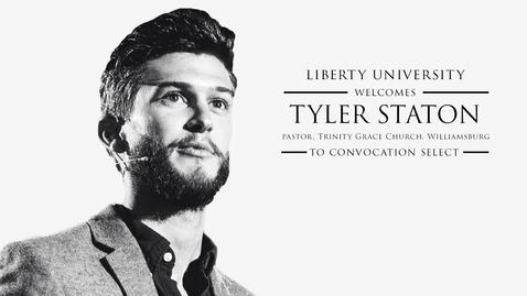 Thumbnail for entry Tyler Staton - The Entrance of God