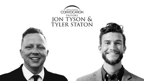 Thumbnail for entry Jon Tyson & Tyler Staton - Pastoring and Leading in NYC