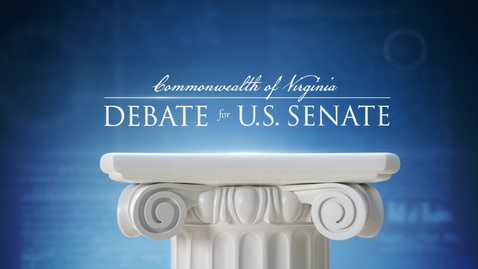 Thumbnail for entry Virginia Commonwealth Republican Debate for US Senate 2018
