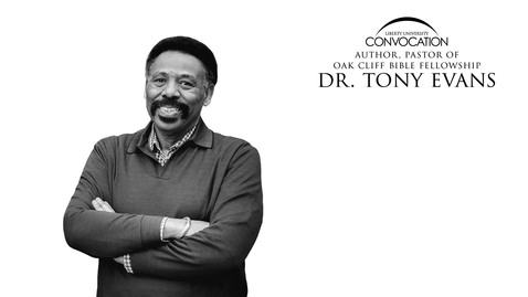 Thumbnail for entry Dr. Tony Evans - Growing Your Faith to Battle Worry