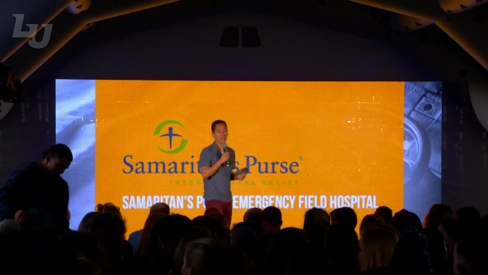 Samaritan's Purse OCCE Sponsored Event