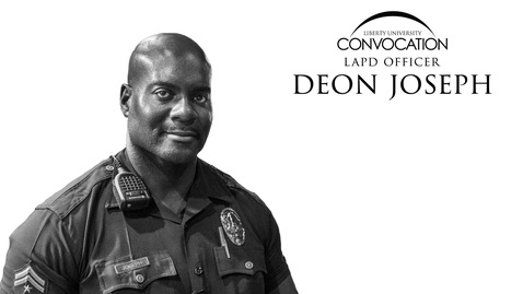 Thumbnail for entry Deon Joseph - Stepping Across the Line: A Skid Row Cop's Story