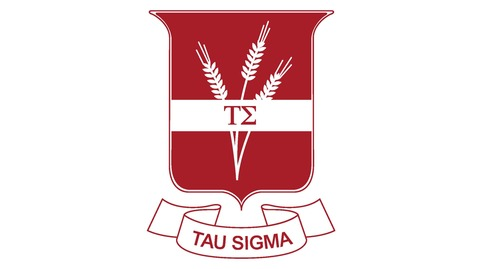Thumbnail for entry Tau Sigma Honor Society Induction Ceremony- 2019