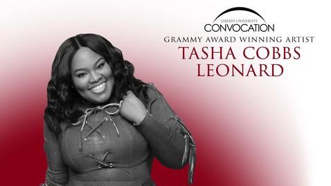 Thumbnail for entry Tasha Cobbs Leonard - Praise and Worship with Grammy Award Winning Artist