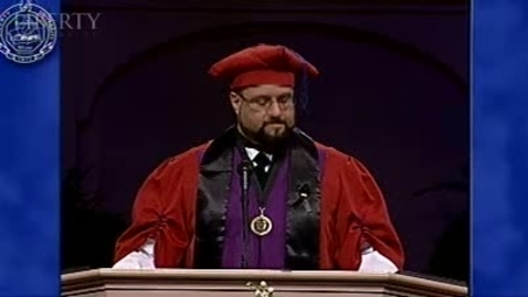 Thumbnail for entry LU Baccalaureate 2007 - Dr. Jerry Fines