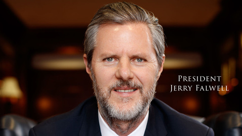 Thumbnail for entry Jerry Falwell Jr. - Convo on the Lawn
