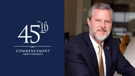 Thumbnail for entry LU Commencement 2018 - Jerry Falwell Jr.