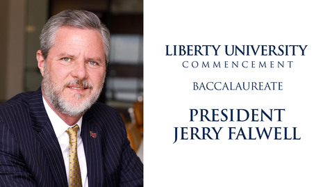 Thumbnail for entry LU Baccalaureate 2019 - LU President, Jerry Falwell Jr.