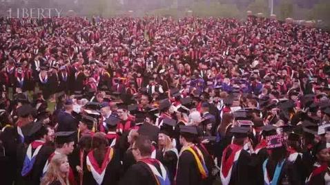 Thumbnail for entry LU Baccalaureate 2014 - Eric Metaxas
