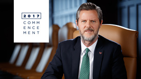 Thumbnail for entry LU Commencement 2017 - Jerry Falwell Jr.
