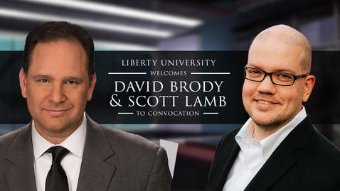 Thumbnail for entry David Brody and Scott Lamb - The Faith of Donald J. Trump