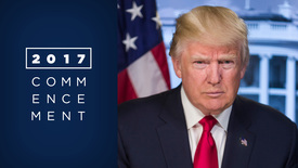 Thumbnail for entry LU Commencement 2017 - President Donald J. Trump