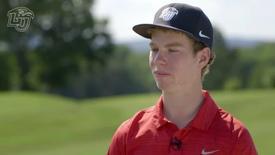 Thumbnail for entry The World Awaits: Kieran Vincent, Liberty Golf