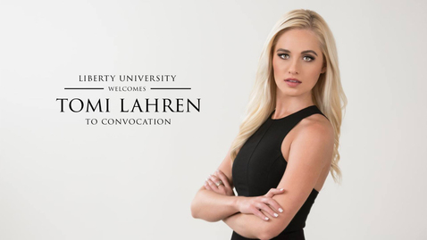 Thumbnail for entry Tomi Lahren - American Rights
