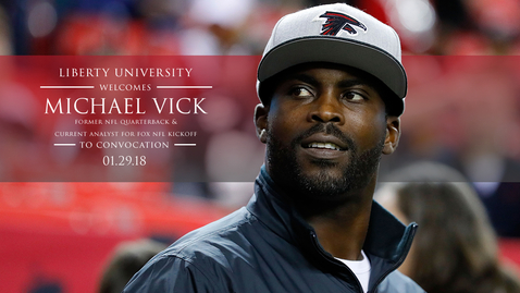 Thumbnail for entry Michael Vick - Redemption Through Christ