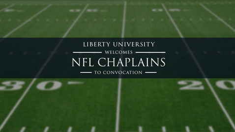 Thumbnail for entry Calvin Nowell and NFL & MLB Chaplains - Using Your Platform For Christ