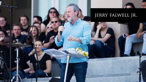 Thumbnail for entry Jerry Falwell Jr. - Lawnvo '18