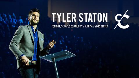 Thumbnail for entry Tyler Staton - Resurrection Life