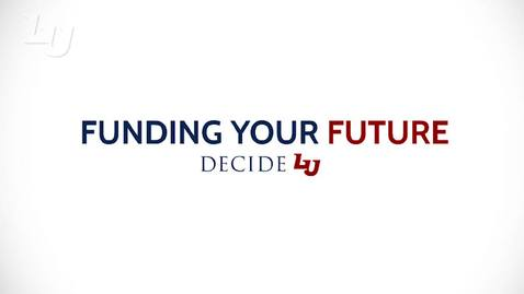 Thumbnail for entry Funding Your Future - DecideLU