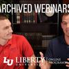 Thumbnail for channel Webinars+%7C+Liberty+University+Online+Programs