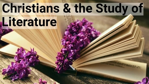 Thumbnail for entry LAN1000 1.1.M- Lesson: Introduction to the Study of Literature