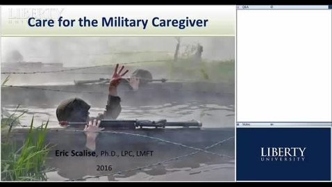 Thumbnail for entry Care for the Military Caregiver