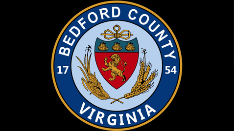 Thumbnail for entry Bedford County Board - Supervisors Meeting 20200427