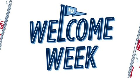 Thumbnail for entry Welcome Week New Student & Parent Session - Jan.14, 3:00EDT