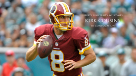 Thumbnail for entry Kirk Cousins - Live Out Your Faith