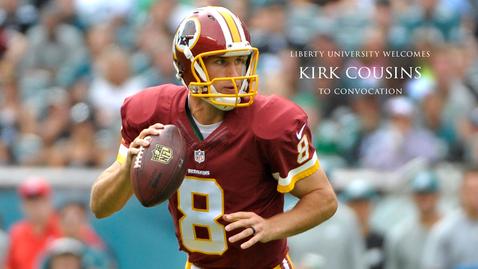 Kirk Cousins - Live Out Your Faith