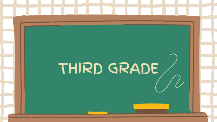 Thumbnail for channel 3rd Grade