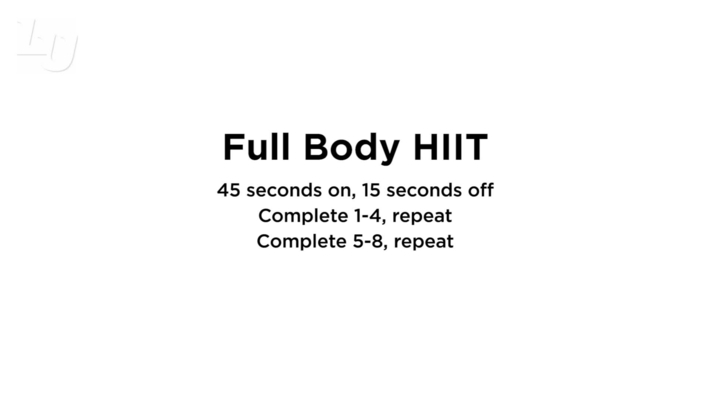Full Body HIIT 2
