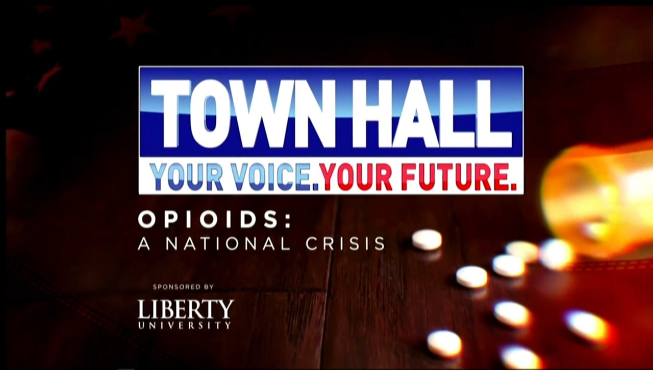Your Voice Your Future - Little Rock Town Hall: The Opioid Epidemic - April 16, 8pm