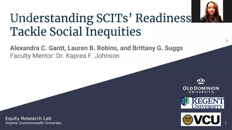 Thumbnail for entry Understanding SCITs' Readiness (#13)