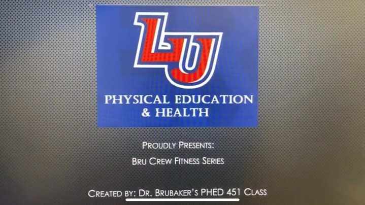 Thumbnail for channel Liberty University: Physical Education & Health