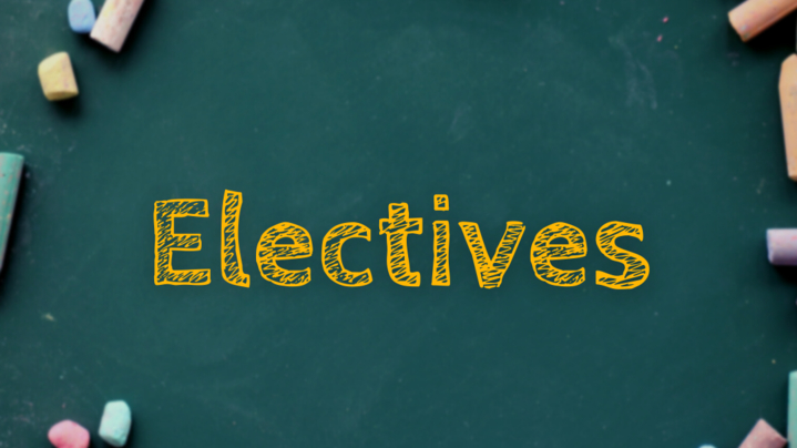 Thumbnail for channel Electives