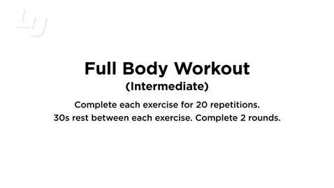 Thumbnail for entry Full Body (Intermediate)