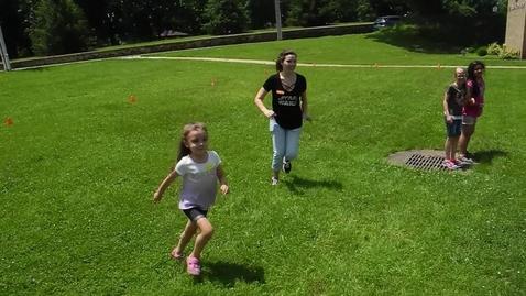 Thumbnail for entry School of Nursing hosts Kids Fest