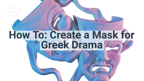 Thumbnail for entry LAN1000 3.9.T- Lesson: Greek Drama and Sophocles