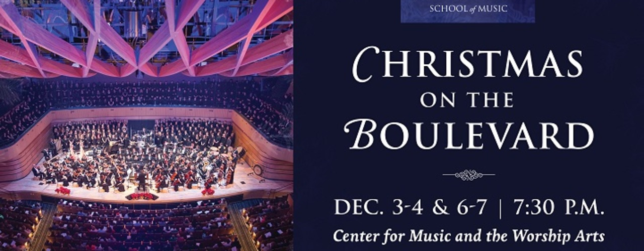 Christmas On The Boulevard - Encore Performance  Live Tonight at 7:30pm ET