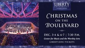 Thumbnail for entry Christmas on the Boulevard - Handel's Messiah