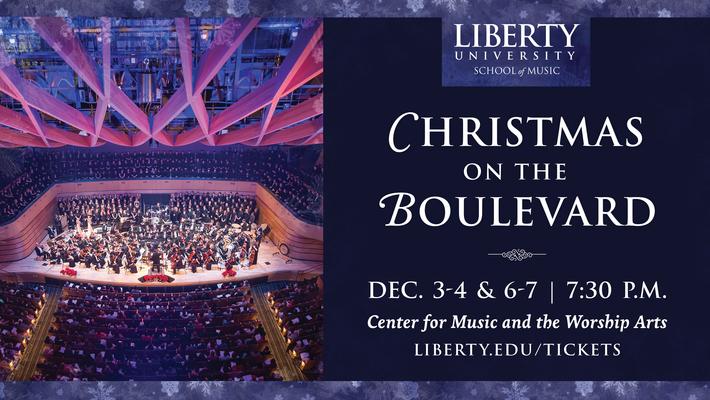 Christmas on the Boulevard - Handel's Messiah