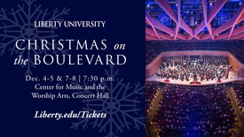 Thumbnail for entry Christmas on the Boulevard - President's Encore Performance