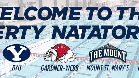Thumbnail for entry LU Swim/Dive Meet: All-American Celebration -  6pm  Oct.26