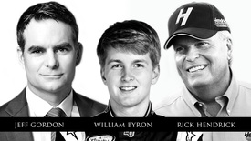 Thumbnail for entry Jeff Gordon, William Byron, Rick Hendrick - We the Champions